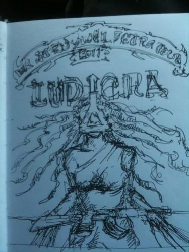 Ludicra sketch 2