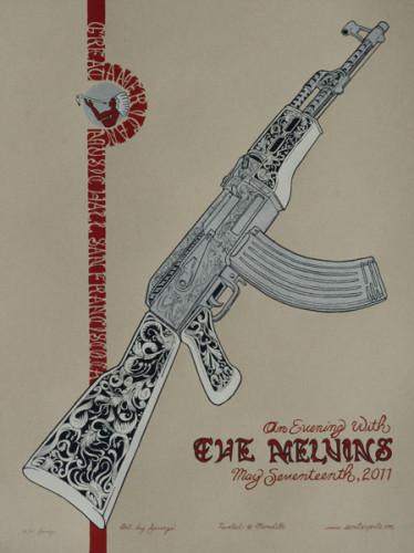 final melvins poster
