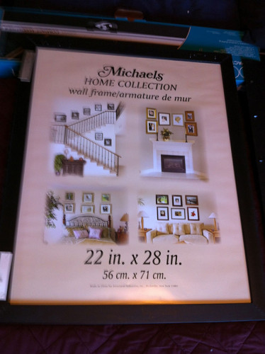 Michaels frame 22x28