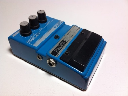 DOD FX90 analog delay pedal