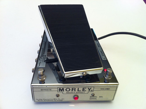 Morley SEL treadle