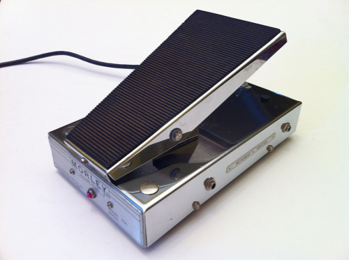 Morley VOL volume pedal