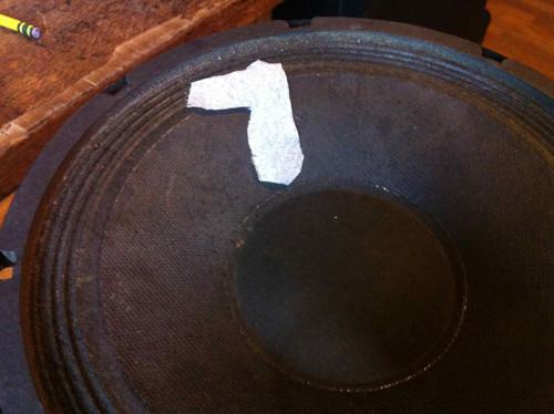 speaker patching 1