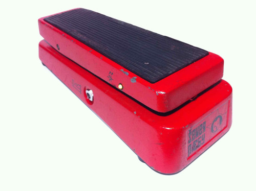 modded Crybaby wah