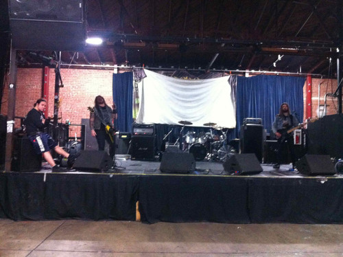 municipal waste soundcheck