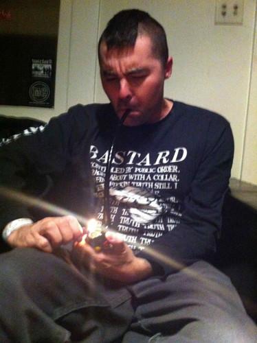 My precious!! Dan... not the pipe.