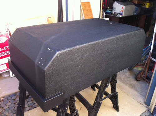 Ampeg 8x10 duratex