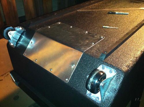 Ampeg 8x10 kick plate