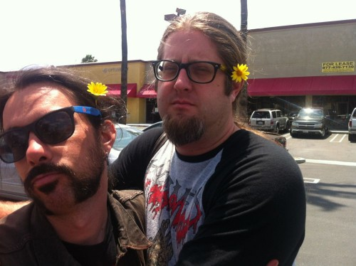 We will flower power your asses.