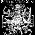 order of the white rose tee shirt design