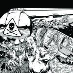 Revolta CD cover illustration